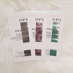 ⬇️ OPI Nail Apps Stickers Strips NEW